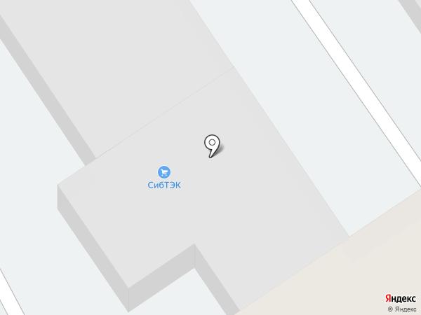 Юрисконсульт на карте Барнаула