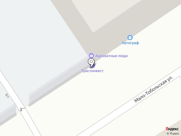 ЛАЙТ БИЗНЕС на карте Барнаула