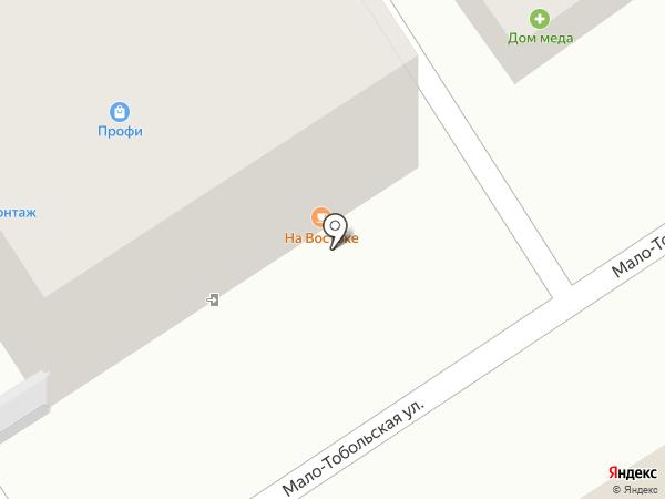 СИБИРСКАЯ ФИНАНСОВАЯ КОМПАНИЯ на карте Барнаула