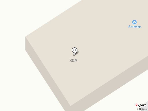 Ахтамар на карте Бобровки