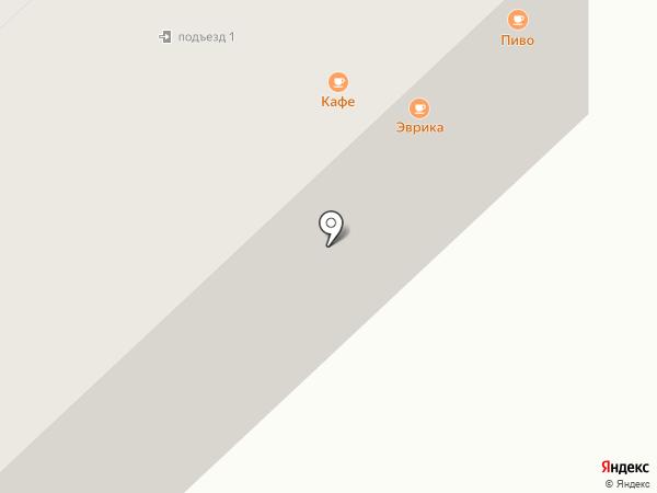 Эврика на карте Горного