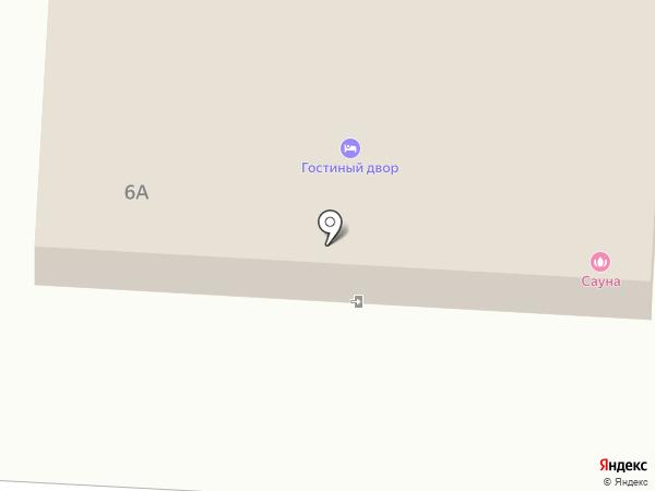 Гостиный двор на карте Горного