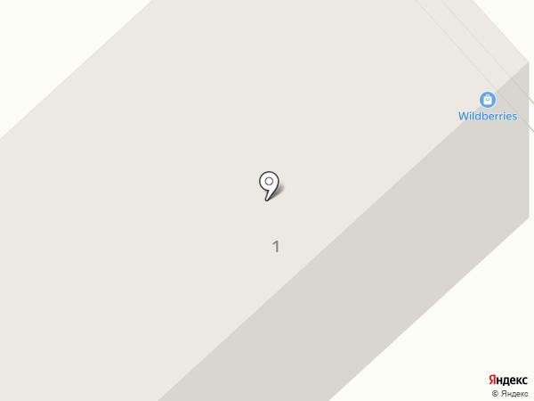 Оптима на карте Горного