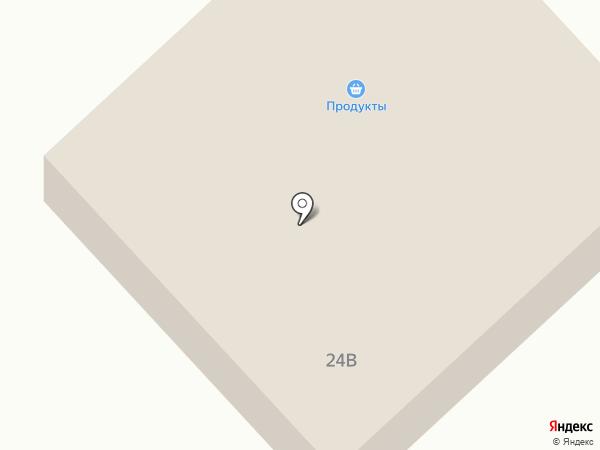 Продуктовый магазин на карте Бобровки