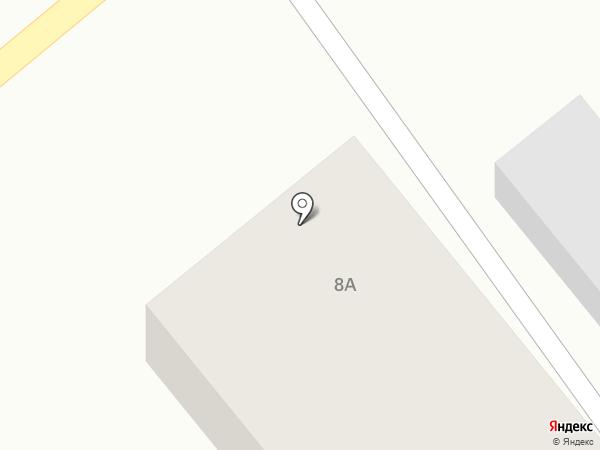 Отделение электросвязи р.п. Белоярска на карте Новоалтайска