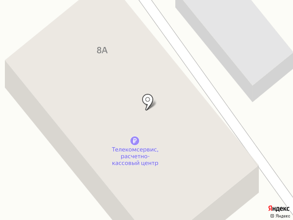 Телекомсервис-Алтай на карте Новоалтайска