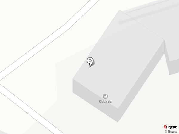 СеВЛеС на карте Бобровки