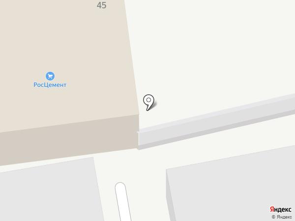Парнас на карте Новоалтайска