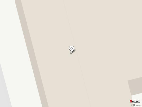 Берендей на карте Новоалтайска