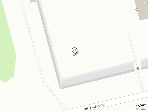 Дом милосердия на карте Новоалтайска