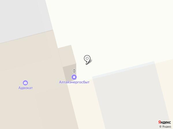 СибСпецКадры на карте Новоалтайска