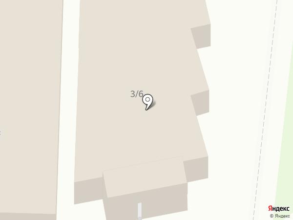 Бриг на карте Новоалтайска