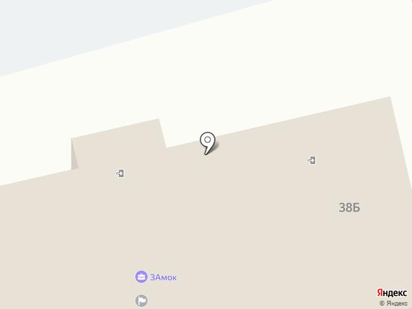 Везёт на карте Новоалтайска