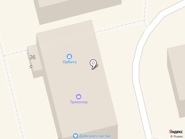 Банкомат, Банк ВТБ 24 на карте Новоалтайска
