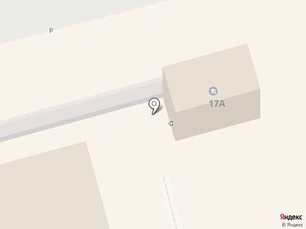 Doner Street на карте Новоалтайска