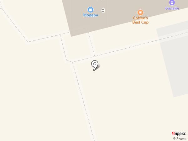 Askona на карте Новоалтайска