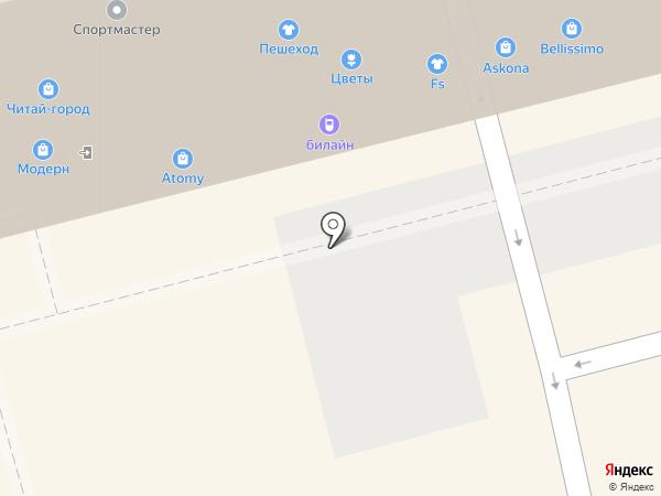 Джумана на карте Новоалтайска