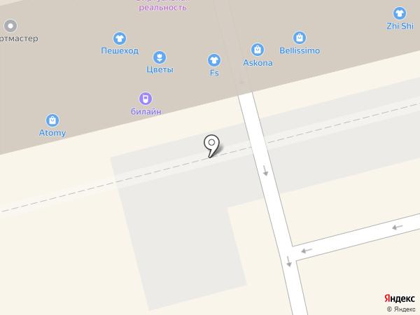 Элита на карте Новоалтайска