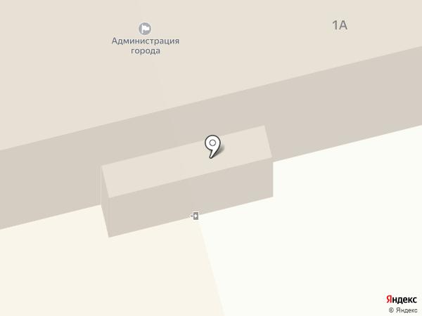 Отдел по делам молодежи г. Новоалтайска на карте Новоалтайска