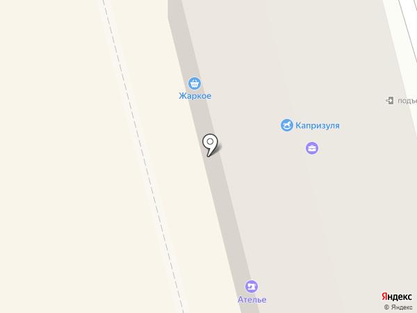 Жаркое на карте Новоалтайска