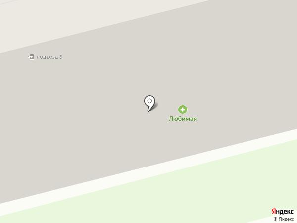 Моя аптека на карте Новоалтайска