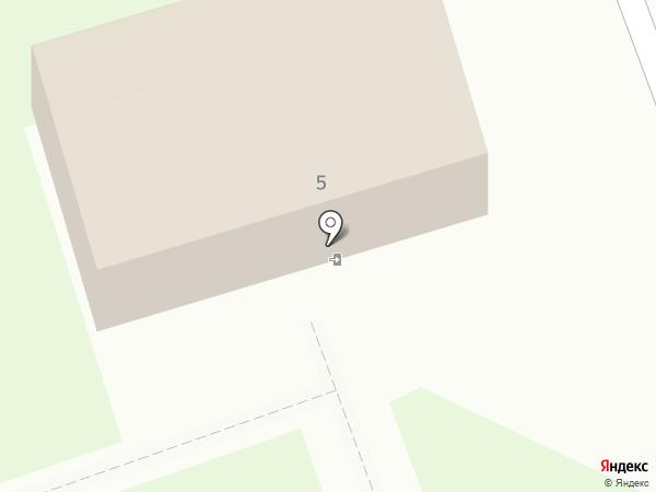 Уралочка на карте Новоалтайска