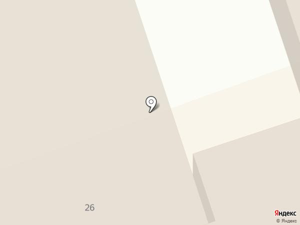 Отдел вневедомственной охраны по г. Новоалтайску на карте Новоалтайска