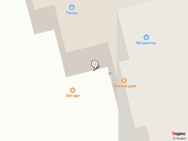 Жбанек на карте Новоалтайска