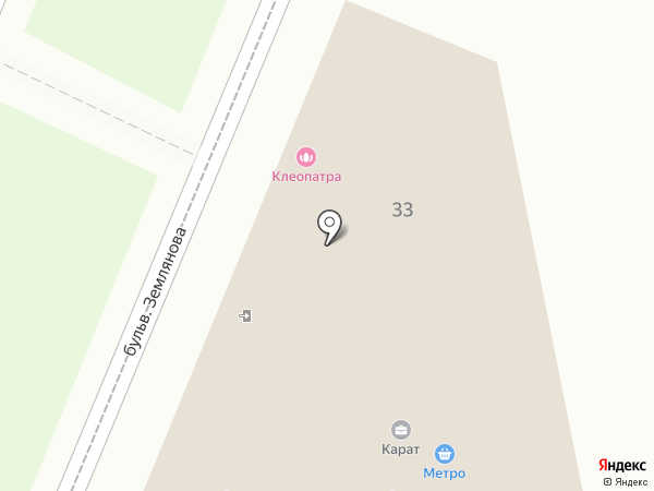 ПЯТНИЦА на карте Новоалтайска