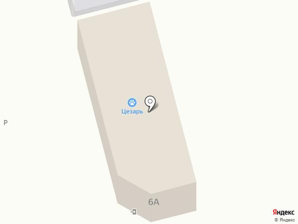 Самурай на карте Новоалтайска
