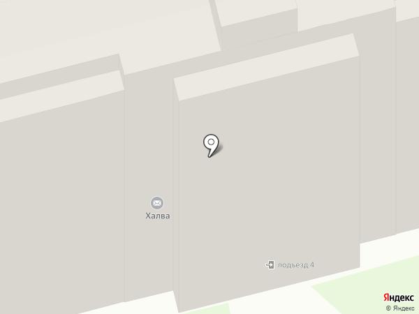 ЖТД2 на карте Новоалтайска