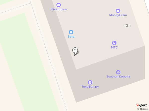 МТС на карте Новоалтайска