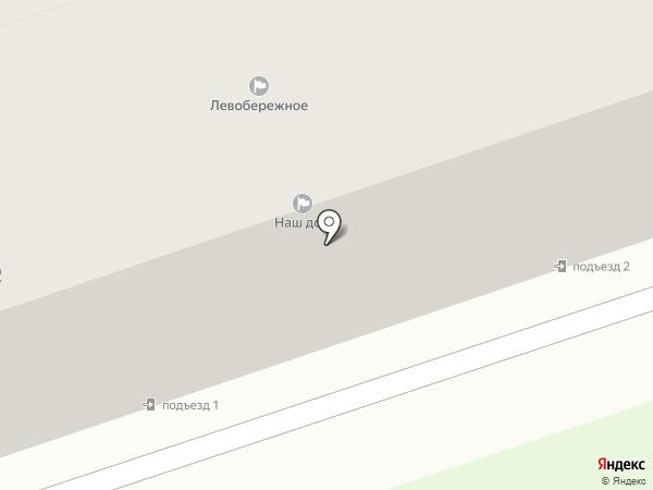 Новоалтайские тепловые сети на карте Новоалтайска