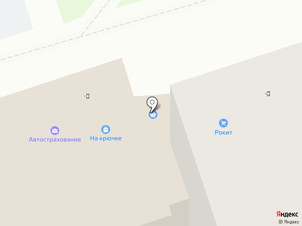 Магазин автозапчастей на карте Новоалтайска