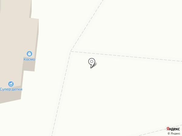 Барыня на карте Новоалтайска