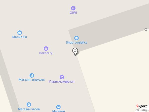Soft-logic на карте Новоалтайска