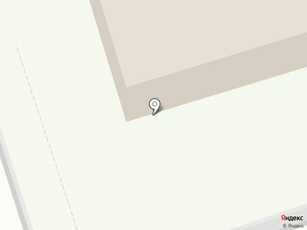 ДЮСШ на карте Новоалтайска