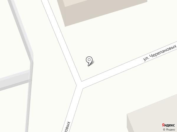 Бухгалтерская компания на карте Новоалтайска