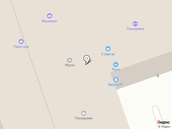 Усадьба на карте Новоалтайска