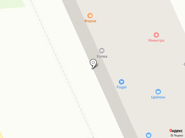 Цейлон на карте Новоалтайска