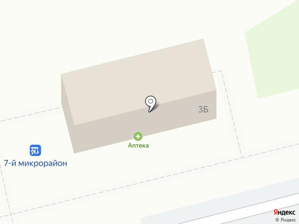 Магазин фастфудной продукции на карте Новоалтайска