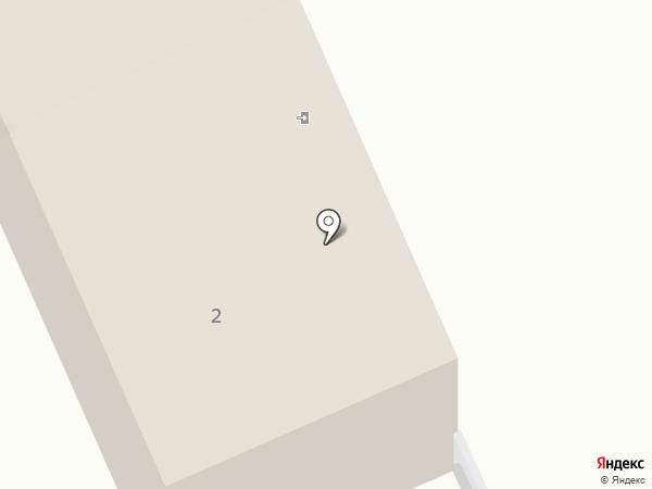 Отдел Военного комиссариата по г. Новоалтайску и Первомайскому району на карте Новоалтайска