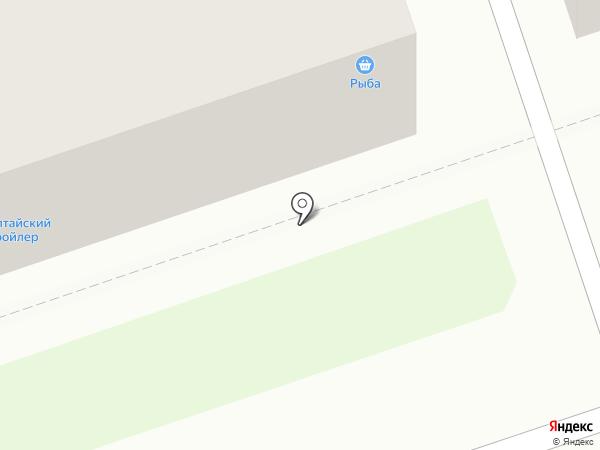 ПРАВО на карте Новоалтайска