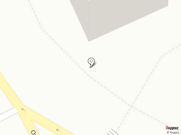 Старк на карте Новоалтайска
