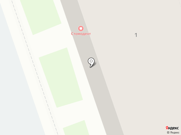 СТОМОДЕНТ на карте Новоалтайска