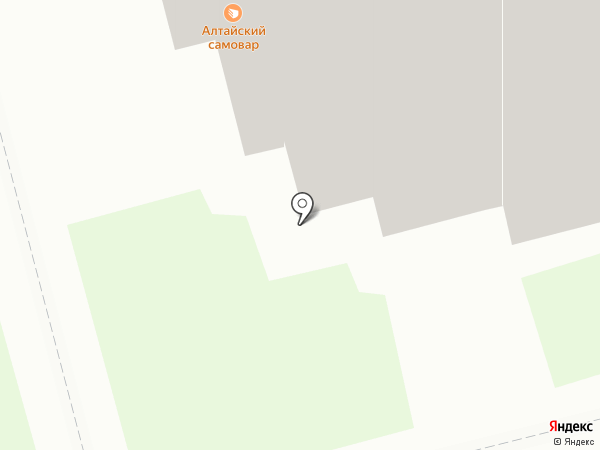 Магазин хозяйственных товаров на карте Новоалтайска