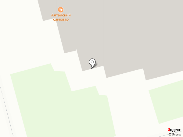 Prestige на карте Новоалтайска