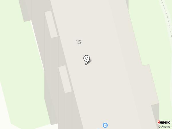 Аленка на карте Новоалтайска