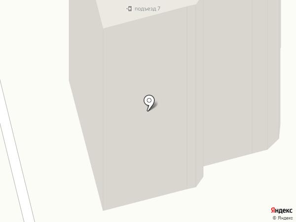 Монолит-5, ТСЖ на карте Новоалтайска
