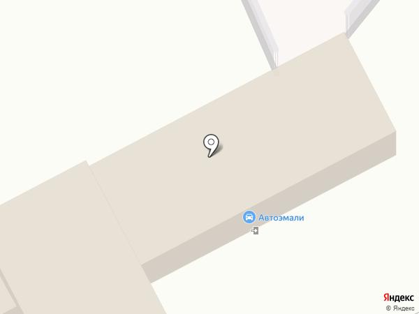 БЛАГОСТРОЙ на карте Новоалтайска